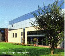Italy-Borgo Plant